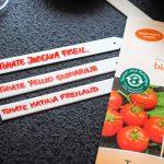Samen für Gemüse
